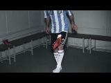 Месси жонглирует бутсой в новой рекламе  adidas